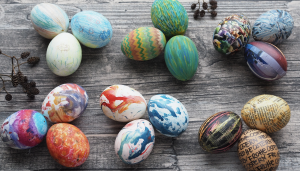 Easter Egg Crafts