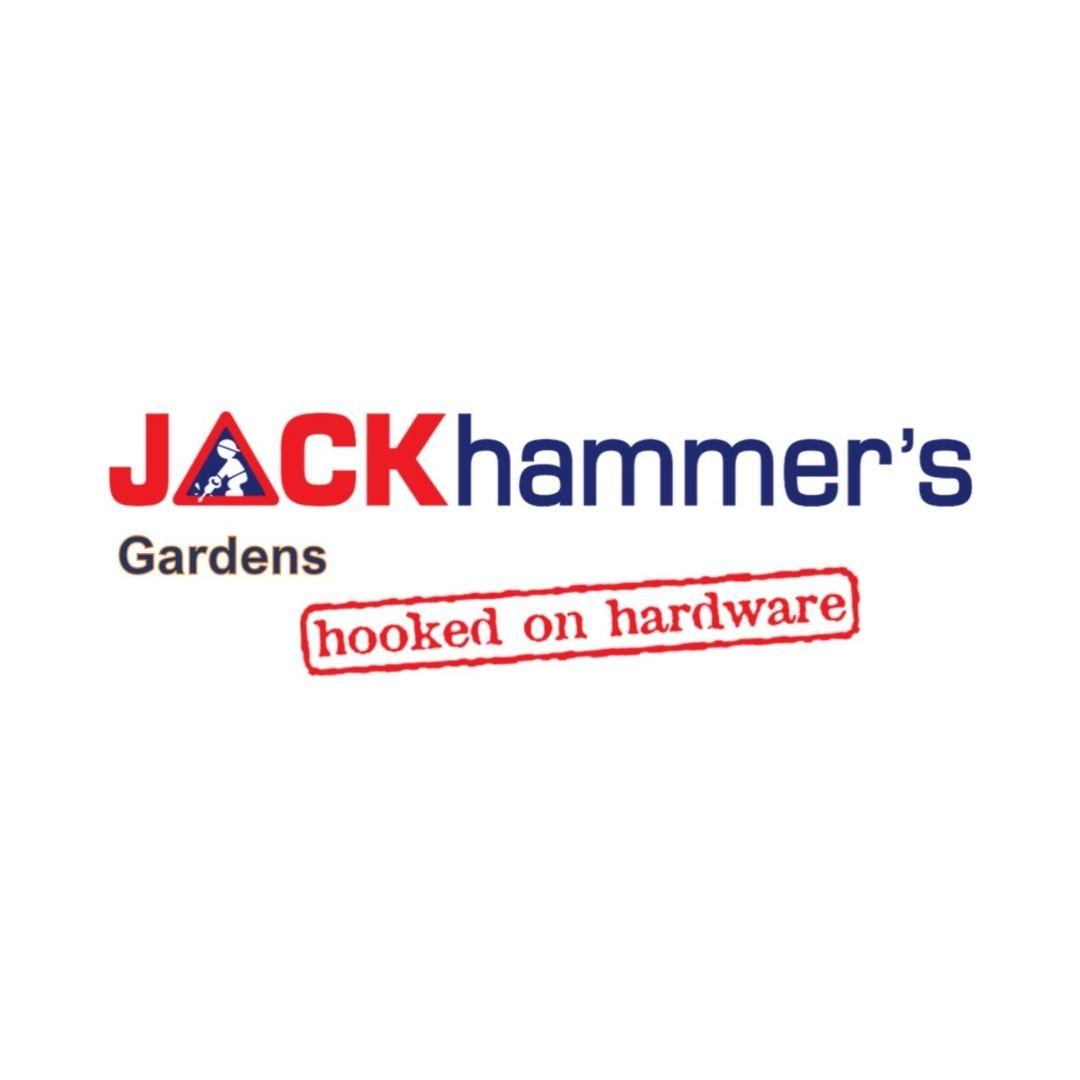 Jack Hammer's Gardens Logo