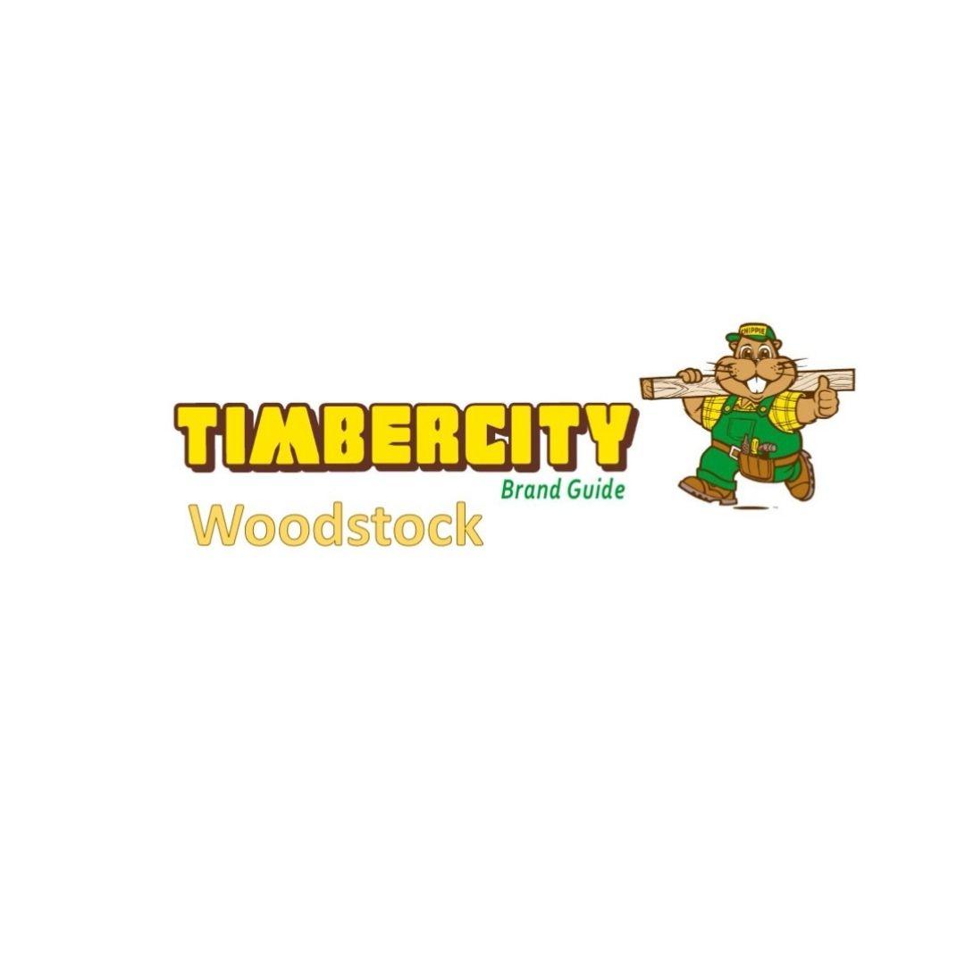 Timber City Woodstock Logo