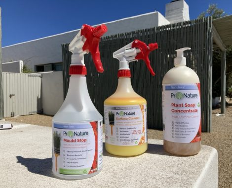 pronature cleaning products